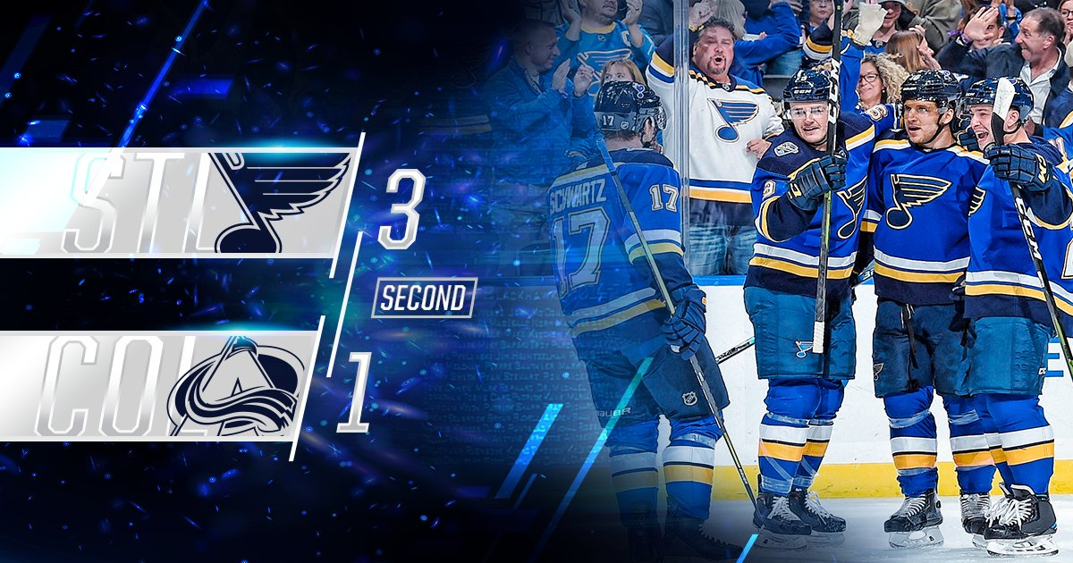 Thats more like it! #stlblues