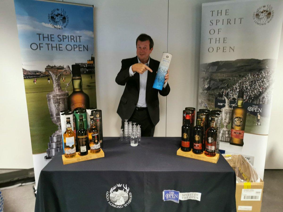 All set and ready to go with @LochLomondMalts and @GlenScotiaMalts with @JeanMaieur  #gtr #lochlomondwhiskies #whisky #brusells #glenscotiapic.twitter.com/rjlb5sU8fP – at IDF Belgium