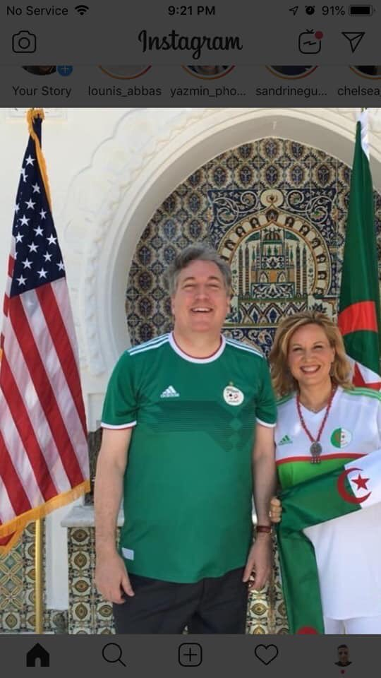 Algerie and America <br>http://pic.twitter.com/wmEETF8D3B