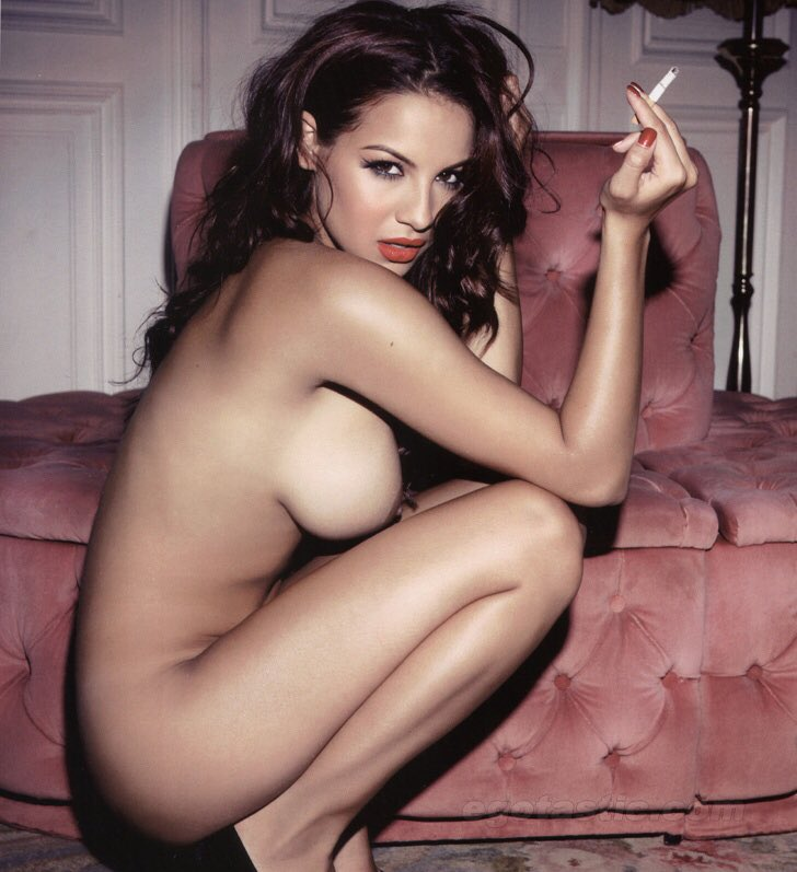 Kat Nude By The Window