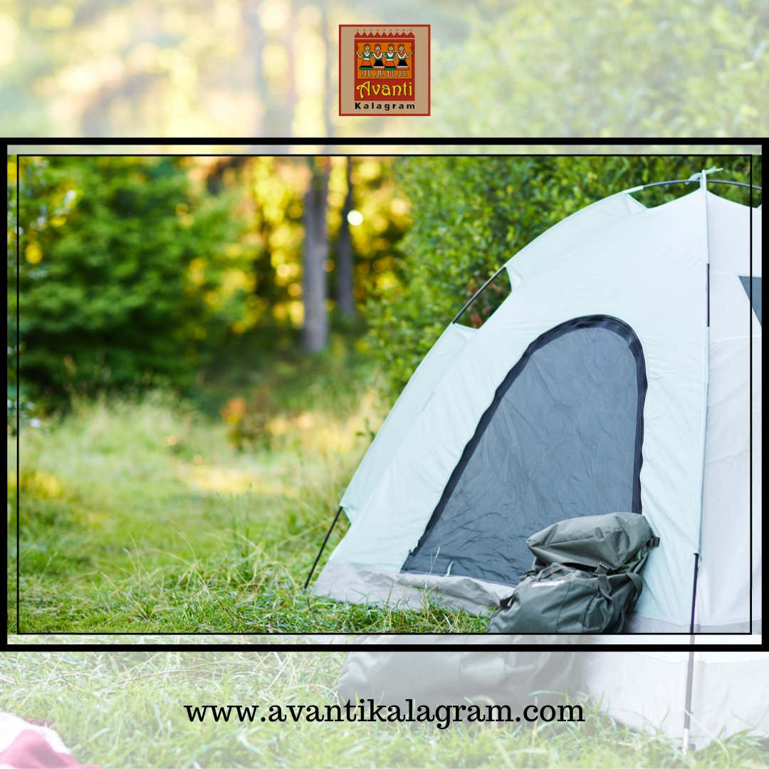What would be more awesome to look like this for your weekend stay? Visit us- https://t.co/Wn171AbNJ4 . . #avantikalagram #fun #adventure #nature #tentcamping #outdooradventure #viewofnature #mulshi #pune #skyview https://t.co/FZvQSOPG9v