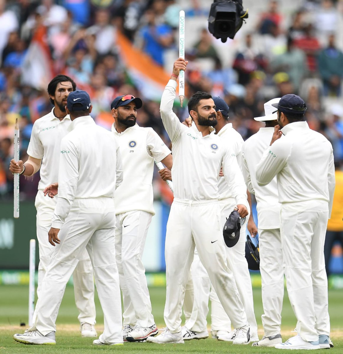 Virat Kohli as Test Captain at Home  3-0 vs South Africa 3-0 vs New Zealand 4-0 vs England 1-0 vs Bangladesh 2-1 vs Australia 1-0 vs Sri Lanka 2-0 vs West Indies 3-0 vs South Africa*  @imVkohli #ViratKohli #KingKohli #INDvsSA<br>http://pic.twitter.com/YYPgRanWVX