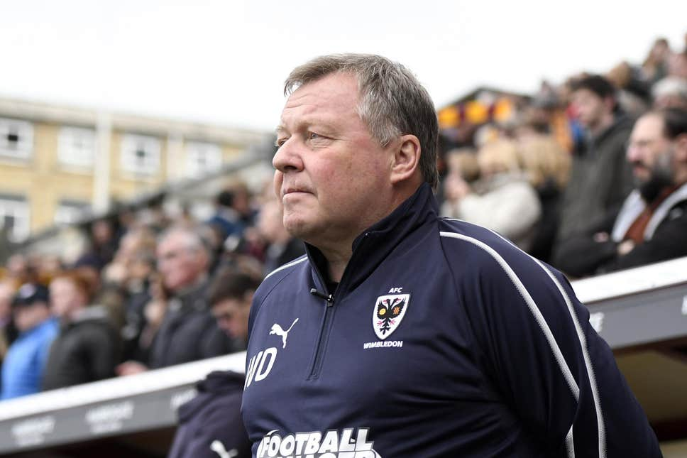 AFC Wimbledon Sack Manager for Breaking Betting Rules - is.gd/jcRUef #afc #wimbledon #manager #online #casino #industry #betting #rules #sack