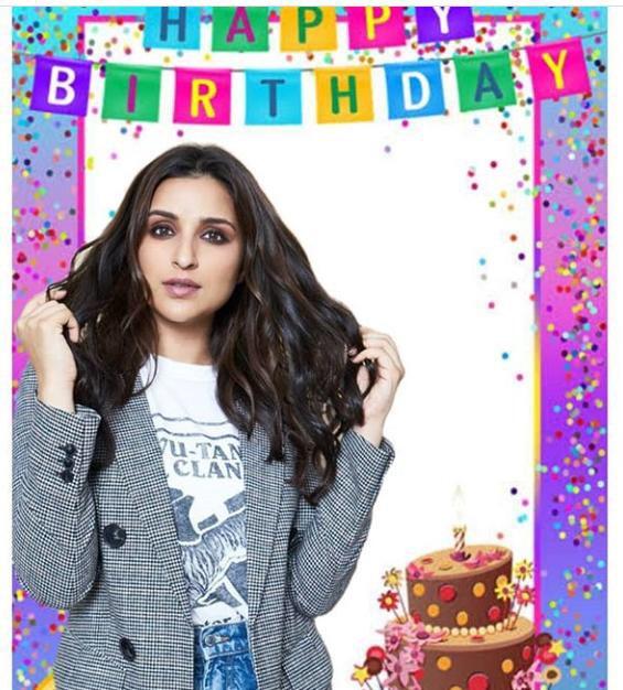 Happy Birthday to Parineeti Chopra , have a wonderful year ahead !