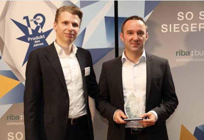 OpenScape Contact Center glänzt erneut mit einem ersten Platz bei den #itkprodukt19 Awards von...