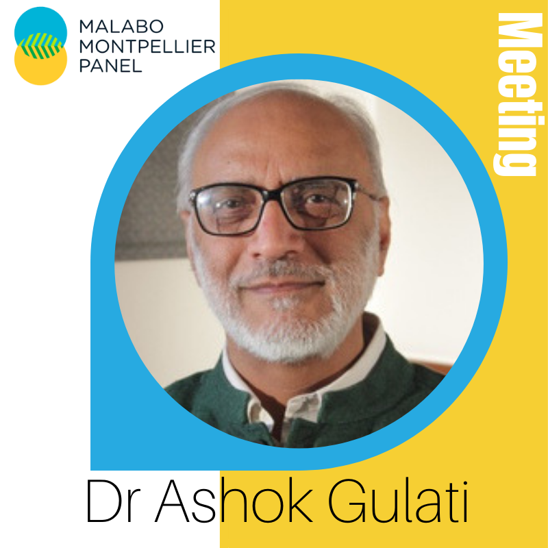 test Twitter Media - Week 3 of #MaMoFaces! Today we'd like to introduce you to Dr. Ashok Gulati @agulati115 - Infosys chair, professor for #agriculture at @ICRIER 🇮🇳 . Read his bio here: https://t.co/131L4ulnZz https://t.co/vt14EmZbVJ