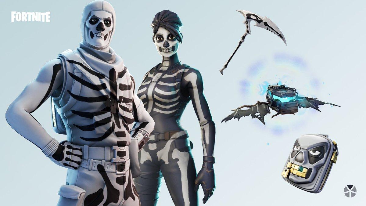 Ya están apareciendo skins de Halloween en la tienda