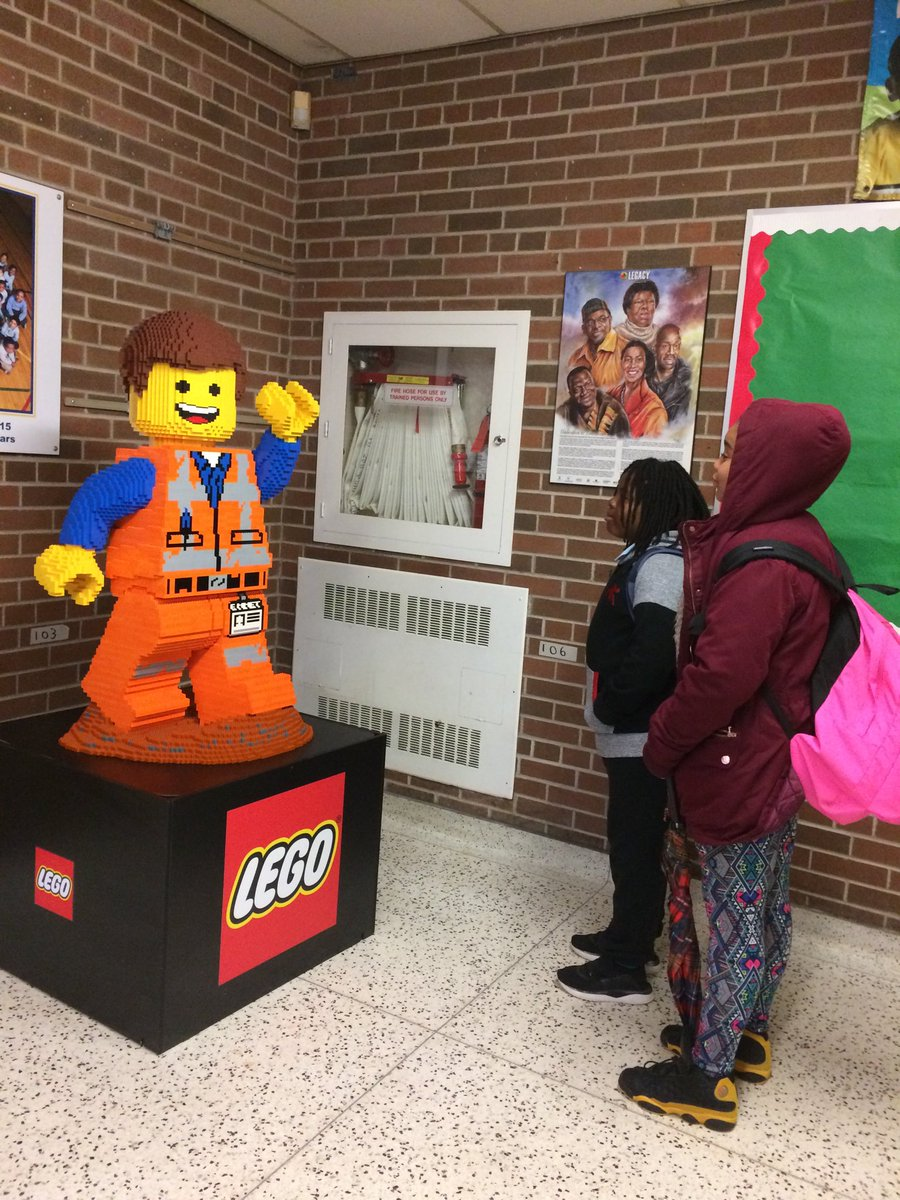 And the excitement is building up! Looking forward to the LEGO day @TDSB_Gosford @BlacksmithTDSB @LC2_TDSB @tdsb_helen