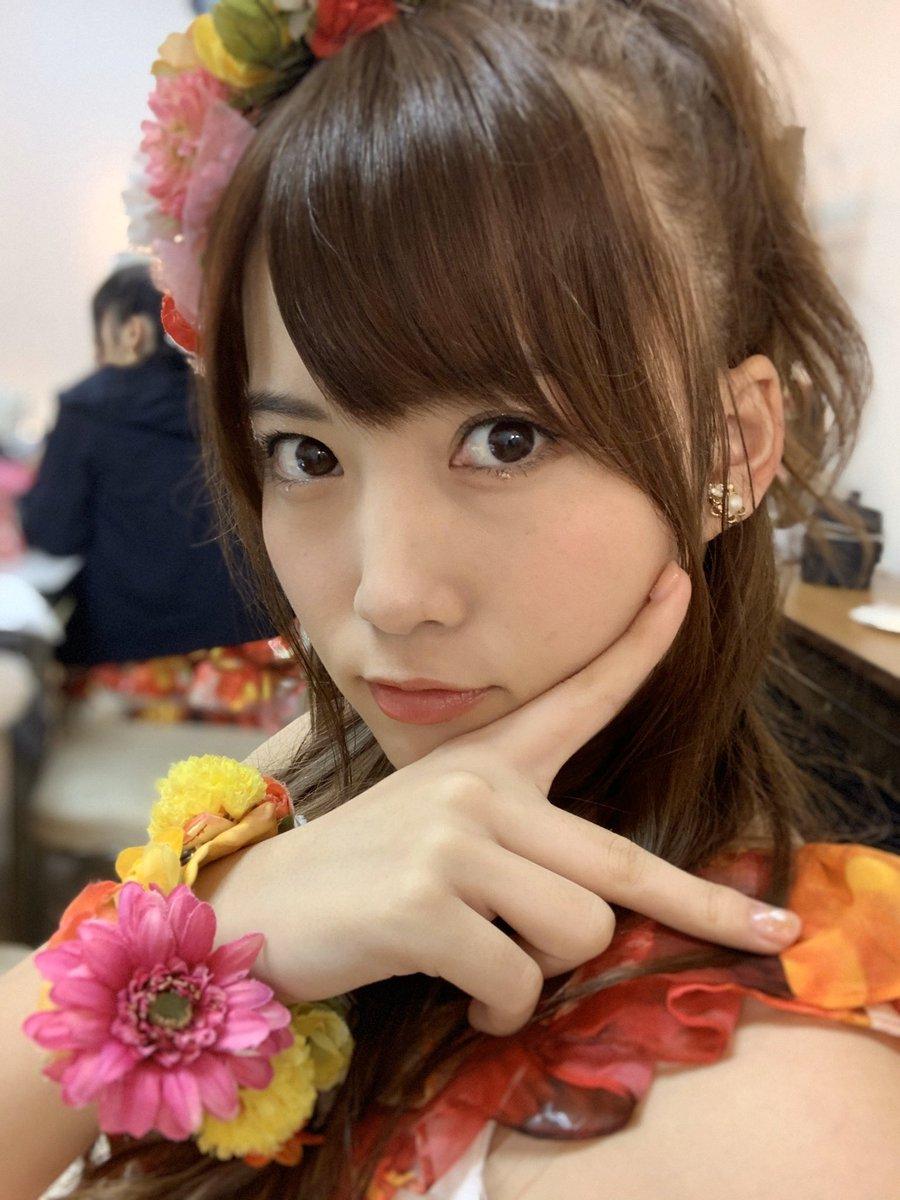 ツアー選抜千秋楽終わった〜い!✨みなさんは明日 北海道🐄観光するのかな〜?いいなー!もう苫小牧読めるよ〜!書けるよ〜!ありがとうございました〜🥰(夜ご飯どんなの出てくるのか楽しみで頭いっぱいになっちゃって真面目な文章考えられなくなった)#AKB48全国ツアー2019 総評:楽しかった!!!