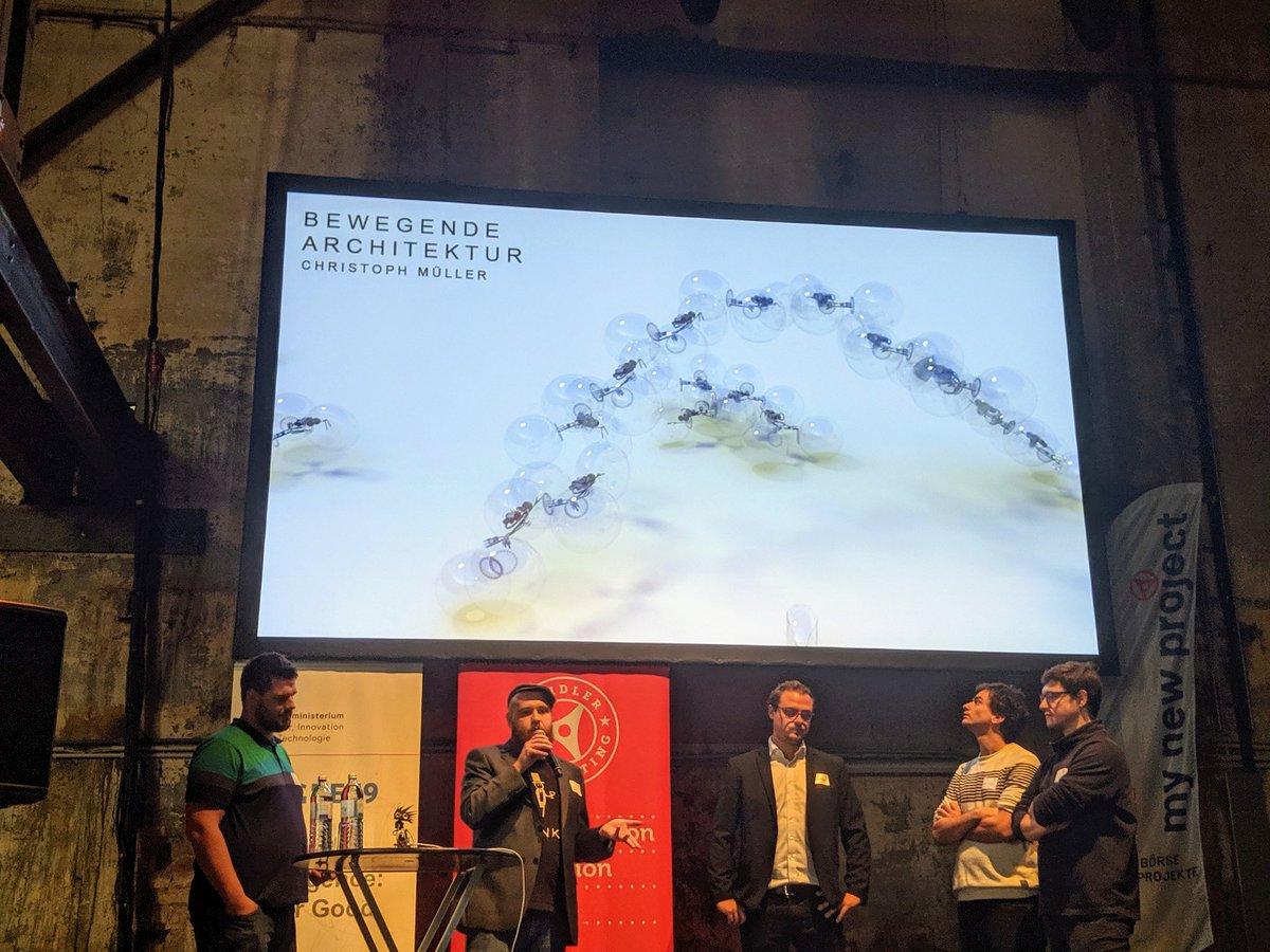 test Twitter Media - Programmable City Architectures #swarmintelligence #ai https://t.co/MnuACRsasW