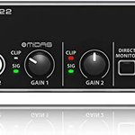 Image for the Tweet beginning: Behringer UMC22 Computer Audio Interface