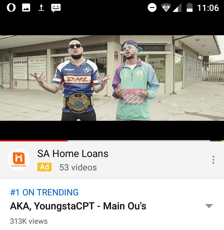 #MainOus  #MainOus   Let's keep on pushing dem views   #AKAOrchestraEthekwini is around the corner <br>http://pic.twitter.com/gByFVvaqNG