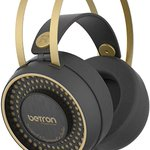 Image for the Tweet beginning: Betron Retro Over Ear Headphones