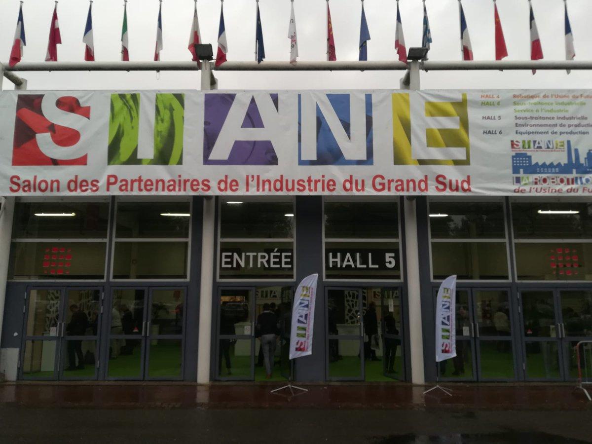 Cinc empreses catalanes participen fins dijous a la fira de subcontractació industrial de  @SIANETlse!