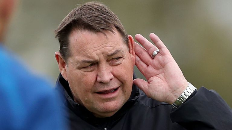 "test Twitter Media - ""If we could get the Six Nations to come on board with a global season then we might able to do that.""  Steve Hansen says England will not be treated as New Zealand's rivals until the introduction of a new global rugby calendar: https://t.co/vKwS8cJcZj https://t.co/MPAvw4v0NR"