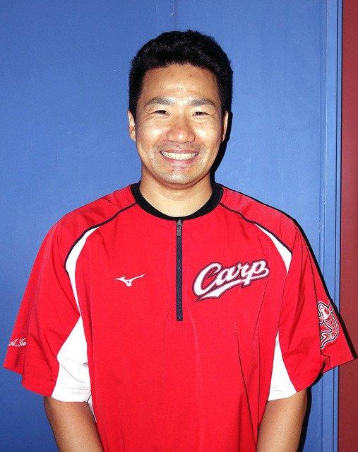 【そっくり】ヤンキース田中が広島に加入!?ナイン大喜び「メッチャ似てる!」田中将大の実弟、田中雄士トレーナーが新スタッフとして加入。来月の秋季キャンプ終了までチームに帯同する。