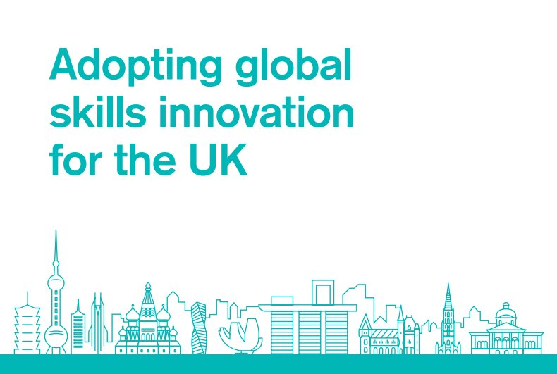 Looking forward to talking @ApprenticeAPPG today about our work @worldskillsuk on mainstreaming international training best practice to boost standards in UK skills systems #worldclass #globalambition