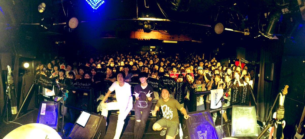神戸アートハウス!!!最高でした!!!ありがとうございました!!!#SoundSchedule