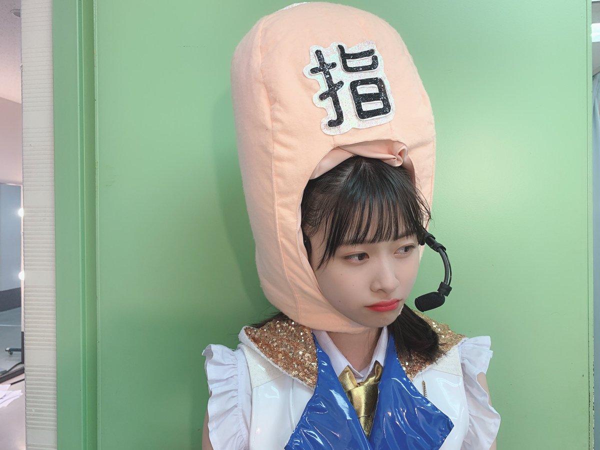 元気のない恋チュンホワイトにブルーにイエローにレッド。ツアーファイナルではどうなるのか!?乞うご期待っ☺︎#HKT48九州7県ツアー