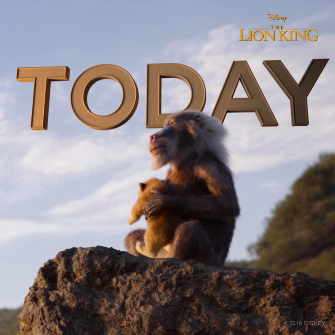 The King has returned! Dont wait, bring home #TheLionKing on Digital & Blu-ray TODAY: di.sn/6000ECcxA