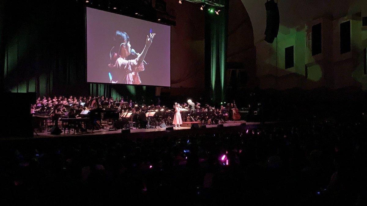 「テイルズ オブ オーケストラコンサート 2019~BRASS BAND EDITION~」での、ファンのみんなからの手紙&プレゼント、すべて受けとりましたー!LIVE当日のフラスタ・楽屋花もありがとうね!嬉しかったよ〜〜🌸