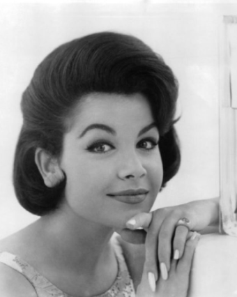 Happy Heavenly Birthday to Annette Funicello, actress, singer, and of course beach movies!