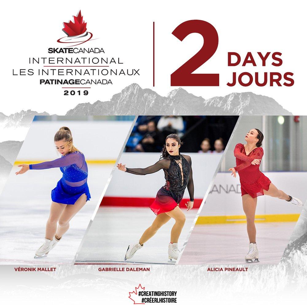 GP - 2 этап. Skate Canada International Kelowna, BC / CAN October 25-27, 2019 EHfPLAVXkAgiar_?format=jpg&name=medium
