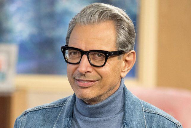 Happy Birthday to Jeff Goldblum, my final form.