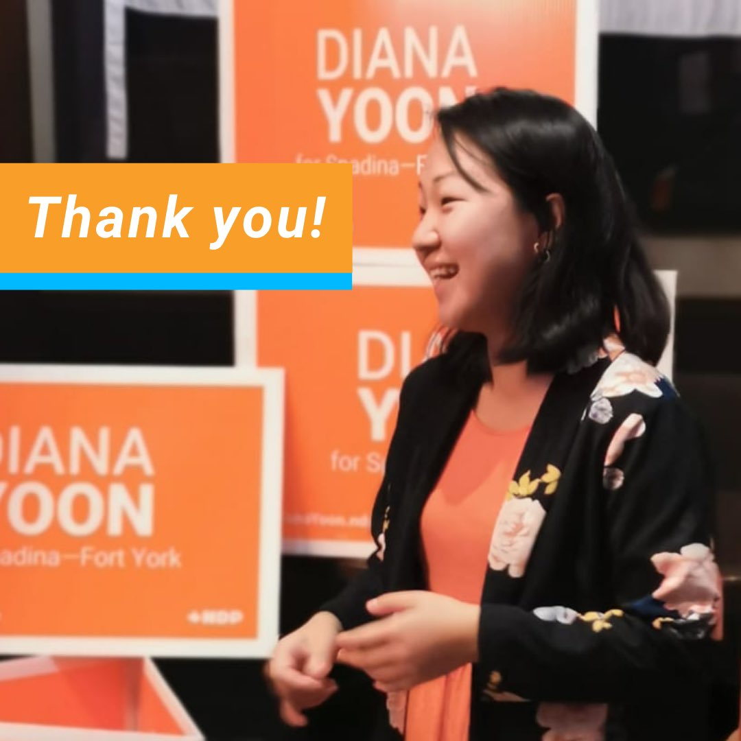 Thank you, #SpaFY!  Thank you a million times to our NDP team, everyone who gave money or time, who voted, and who believed in our vision. I'm so grateful.  We will continue our fight for climate justice, for deeply affordable housing, for pharmacare, for the future we need.  <br>http://pic.twitter.com/g7XTlswLHV