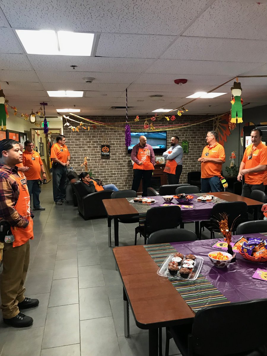 Joe Miserendino On Twitter Great Day With Our Met Team In Freehold Home Depot Thank You For All Your Work Hard Everyday