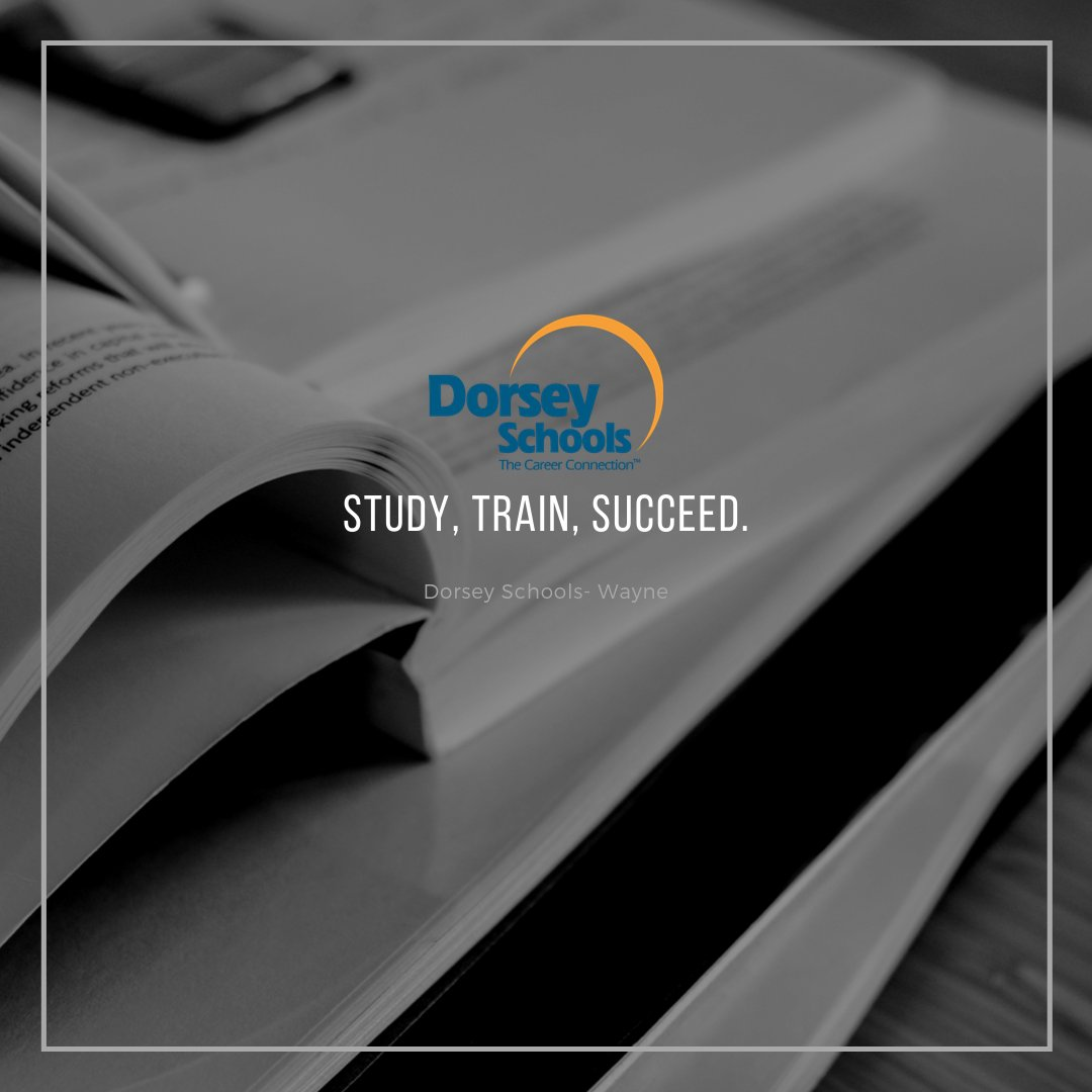 At Dorsey Schools in Wayne you can train for a career as an HVAC Systems Technician, a Dialysis Patient Care Technician, or even a Pharmacy Technician. Read about these programs, and more on our website. tinyurl.com/y5mnhnkn