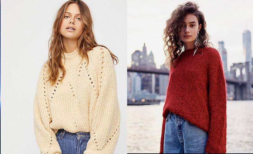Cable Knit Sweaters That Say 'I Thought It Was Cold Enough Today For This': ow.ly/fQI450wQGSU