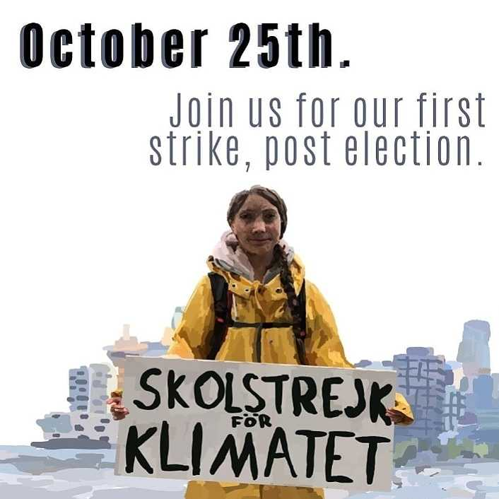 Sustainabiliteens - Climate Strike Vancouver on Twitter