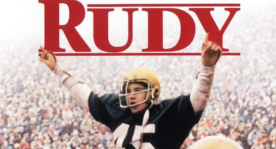 Image result for rudy football movie