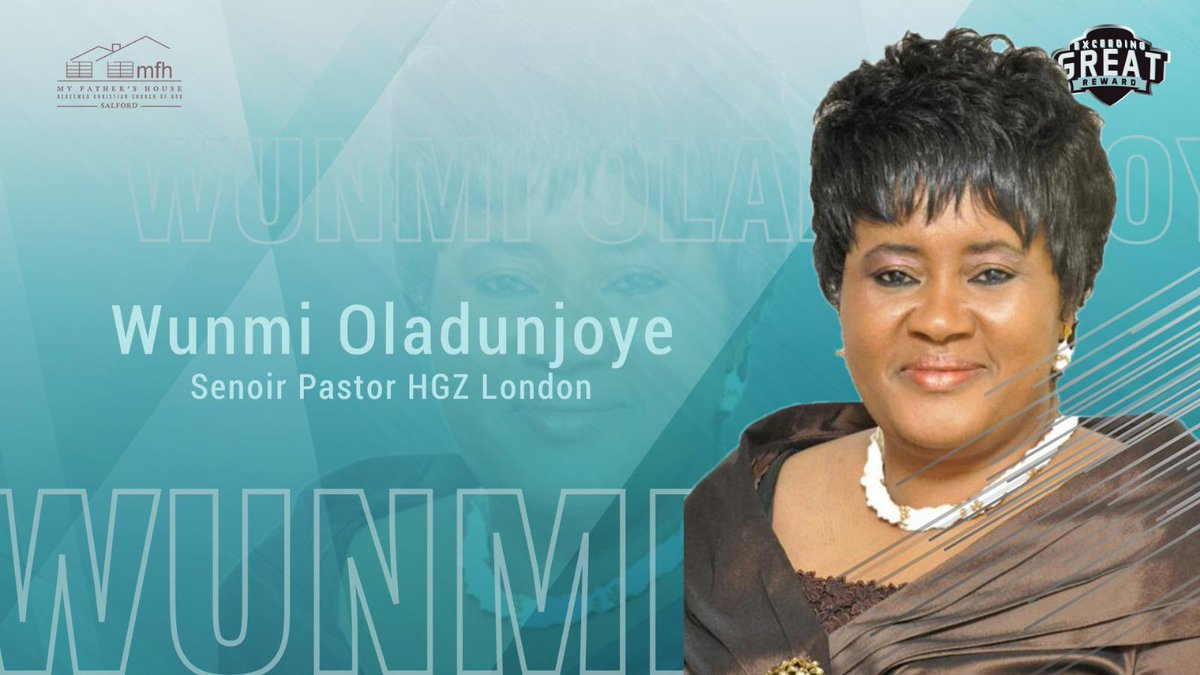 Introducing Our Guest Speaker for #GLOW19 Pastorwunmi Oladunjoye Senior Pastor Holy Ghost Zone London  This is for all Married Women,Single Mothers & Single Sisters, Clear your Schedule #GLOW19.15-17 Nov.  @  Macdonald Portal Hotel, Golf & Spa Cobblers Cross Ln, Taporley CW6 0DJpic.twitter.com/wRVpBBMyyy