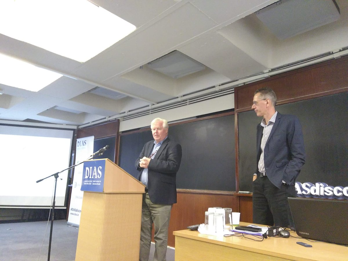 test Twitter Media - Prof. Ruairí Ó hUiginn introducing Bart Jaski @UniUtrechtLib at a recent talk on the archives of a Dutch Celticist @DIAS_Dublin #DIASdiscovers https://t.co/GlZPmOlx7z