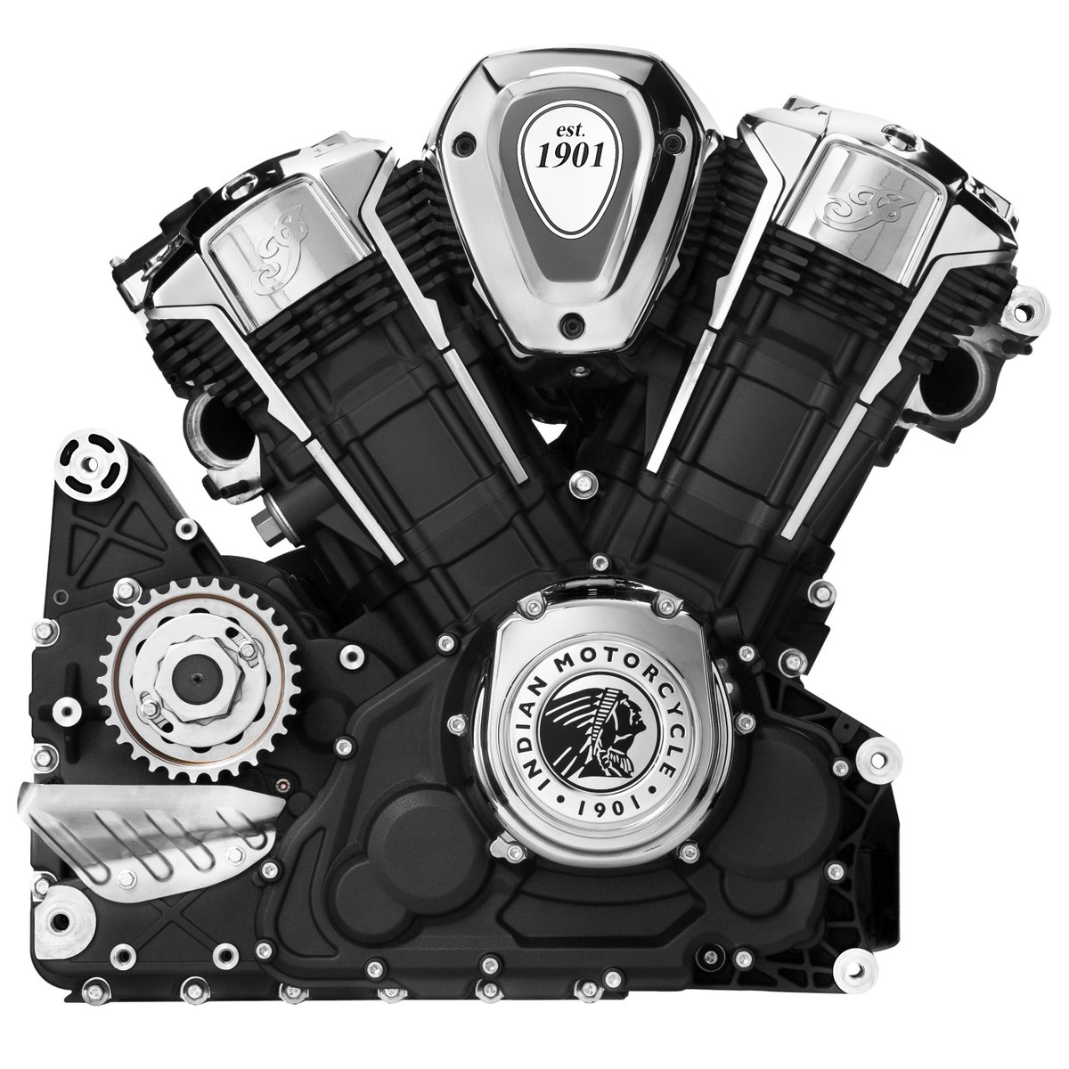 Press Release: Indian Motorcycle Delivers Most Powerful Engine In Its Class With New PowerPlus – A New Level Of V-Twin Performance From America's First Motorcycle Company https://t.co/DiXi83Oqxa https://t.co/MrzzZfHoXn