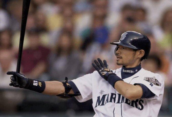 Happy birthday to bad ass future Hall of Famer Ichiro Suzuki