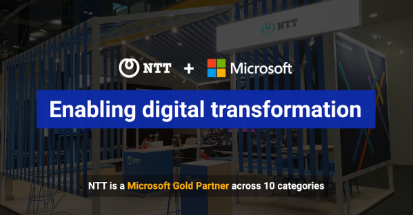 Together with Microsoft, we create environments that allow teams to collaborate across the world.   Join us in empowering people to achieve great things:  https:// hello.global.ntt/en-us/about-us /our-partners/microsoft  …   #Microsoft #NTT #Cybersecurity #ManagedServices #MicrosoftGoldPartner #AzureMSP<br>http://pic.twitter.com/E4jWZdh4u8