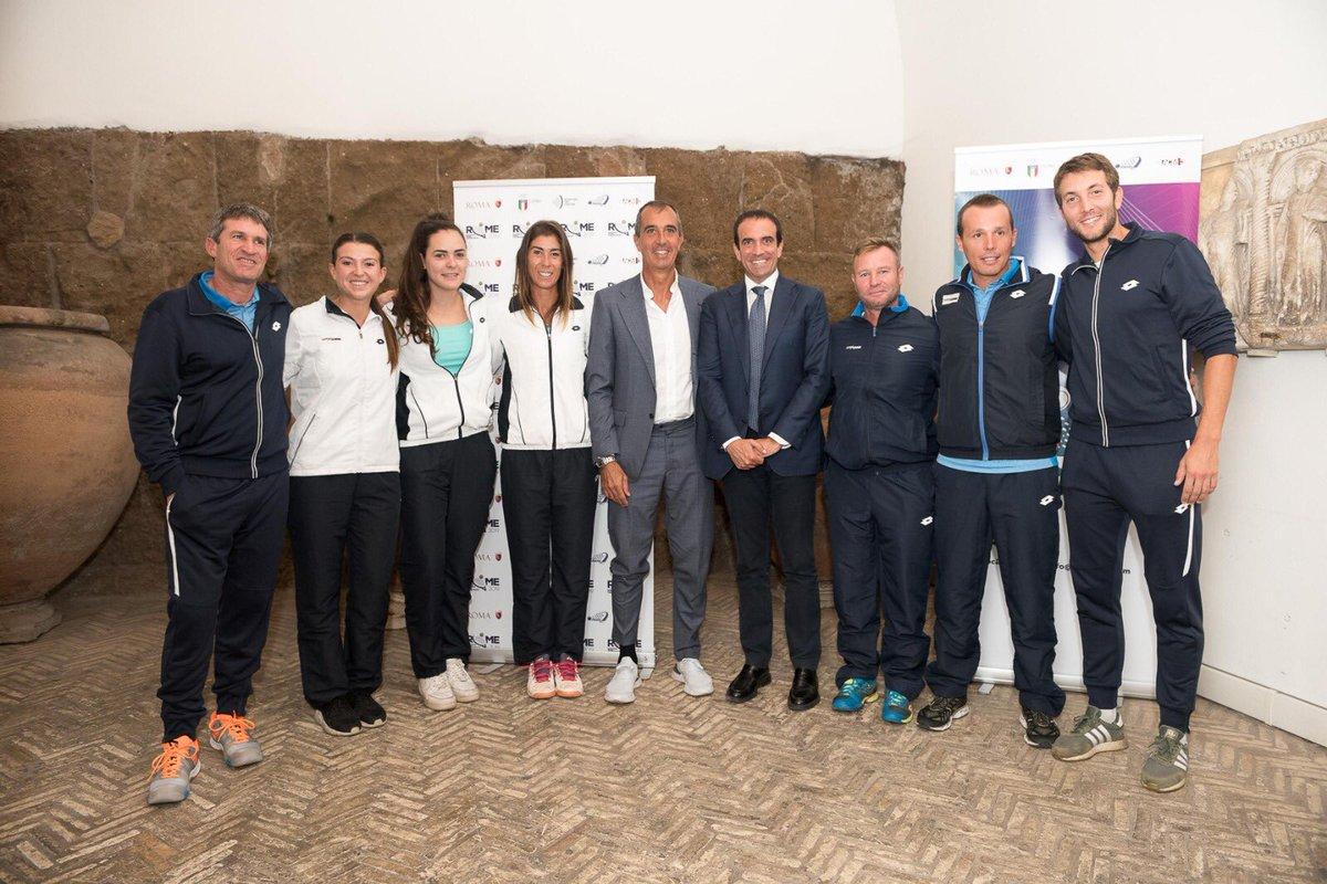 Hoy se celebró la rueda de prensa para presentar el XI Campeonato de Europa de Pádel. . . #padel #padelitaliano #europeanpadelchampionship2019pic.twitter.com/5rP7IxKoAL