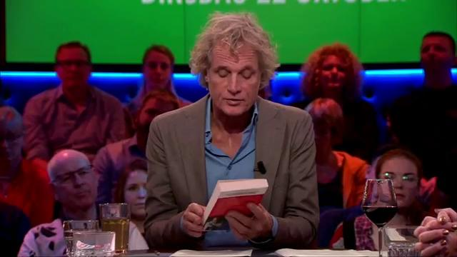 Charles Groenhuijsen over zijn nieuwe boek Alles gaat voorbij. Zelfs Donald Trump