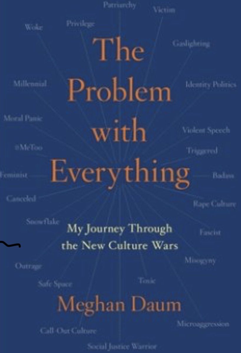 Happy publication date to @meghan_daum, one of my favorite writers. I've loved so many of her personal essays I can't even count them. Dying to read her latest: The Problem with Everything.