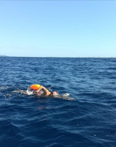 Dalla Corsica alla Sardegna a nuoto, l'impresa del messinese Francesco Boncordo - https://t.co/l2AYrVFQpa #blogsicilianotizie