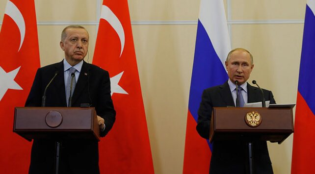 #Ankara, #Moscow agree on historic agreement on ensuring #Syrias territorial integrity, political unity, fight against terrorism: #Turkish president #TurkeyWon