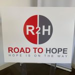 "Image for the Tweet beginning: ""Road to Hope"" scholarship will"