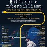 Image for the Tweet beginning: Prevenzione cyberbullismo, studenti protagonistilaboratorio