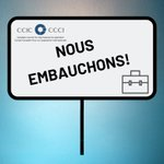 Image for the Tweet beginning: Nous cherchons un(e) journaliste! Désirez-vous