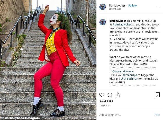 Jokerstairs Hashtag On Twitter