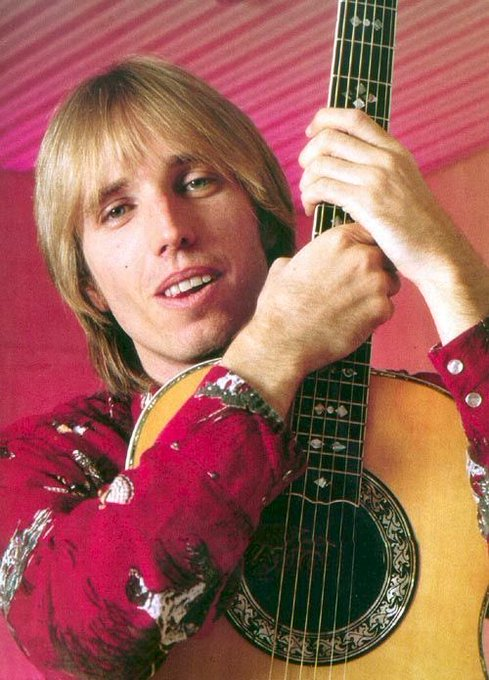 A very belated Happy Birthday to Tom Petty! I always regret not seeing him in concert!