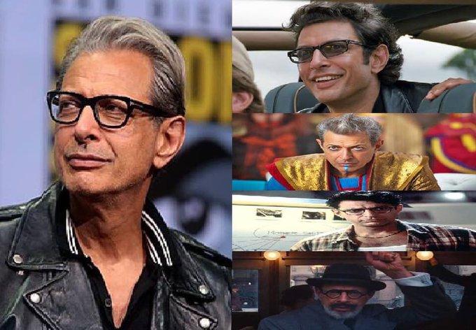 Happy 68th Birthday to Jeff Goldblum!